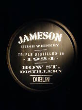 JAMESON IRISH WHISKEY PROMOTIONAL POSTER DUBLIN