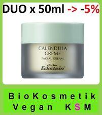 DUO Calendula Creme 100 ml Dr.Eckstein BioKosmetik für junge Haut Nachtpflege