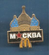 Pin's pin McDonald's MOSCOU MOCKBA RUSSIE (ref 095)