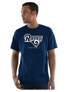 Los Angeles Rams Men's Critical Victory VIII T-Shirt - Navy