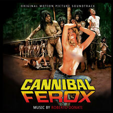 Cannibal Ferox / Eaten Alive - Complete Scores - Limited 500 -OOP-Roberto Donati