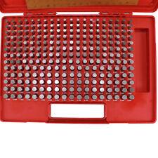 Hfsr 250 Pcs 0251 0500 M2 Class Zz Steel Pin Gage Set Plus