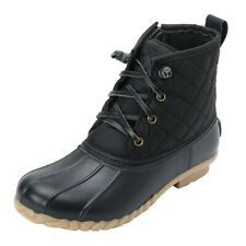Duck and Fish Women Winter Rain Snow Boots