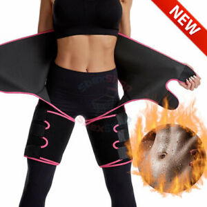 2in1 Butt Lifter Thigh Trimmer Training Ultra Light Support Shapewear High Waist