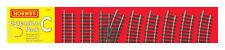 Hornby R8223 00 Gauge Track Extension Pack C