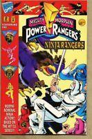 Mighty Morphin Power Rangers Ninja Rangers #2-1996 fn+ 6.5 Marvel