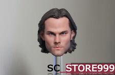 FUNTOYS 1:6 Supernatural Sam Winchester Jared Padalecki Head sculpt head model