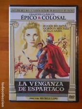 DVD LA VENGANZA DE ESPARTACO - MICHELE LUPO - NUEVA, PRECINTADA (O5)