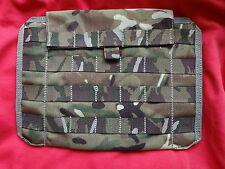 British Army Osprey MK4 / 4A Side Plate Pocket (NO ARMOUR) - MTP - SUPER GRADE 1