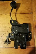 1996-1999 Ford Taurus SHO trunk latch with bolts.