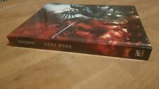 9th Edition Warhammer 40K Core Book / Rulebook (English Indomitus Version)