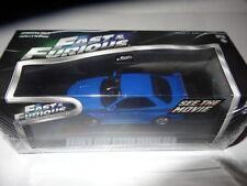 Véhicules miniatures Fast & Furious sous boîte fermée