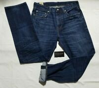 J. Crew 1040 Slim Straight Japanese Selvedge Denim jeans Men's Size 32 x 34