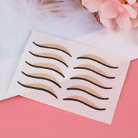 50Pcs/lot cat temporary eyeliner eye shadow sticker eye tattoo makeup cosmetic