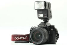 【N MINT】CONTAX N1 35mm Film Came w/ Vario Sonnar 24-85mm f/3.5-4.5 Lens From JP