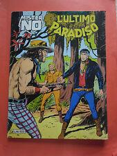 MISTER NO N° 64 ORIGINALE Sergio Bonelli Editore 1980 raro