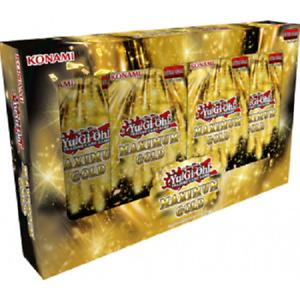 Yugioh! Maximum Gold Tuck Box DE/EN (Versand 12.11.2020)