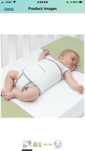 Tranquilo Safe Sleep Swaddle Blanket for Crib Safety for Newborns and Infants