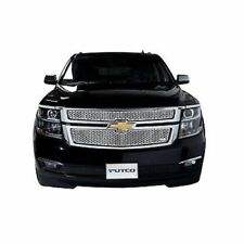 Putco 84203 Punch Stainless Steel Grilles Insert For 2015-17 Tahoe/Suburban