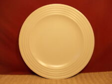 "Wedgwood China Emeril Chef's White Pattern Dinner Plate 11"" New"