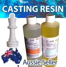 Polyurethane Casting Resin - Aldax CraftCast 475g White Liquid Plastic Material