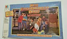 The Baby Sitters Club Mystery Game Milton Bradley 1992 COMPLETE  New
