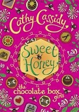 Chocolate Box Girls: Sweet Honey,Cathy Cassidy- 9780141341637