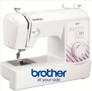 BROTHER LX17 SEWING MACHINE FREE EXPRESS DELIVERY IN STOCK