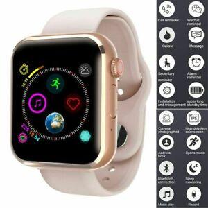 Women Girls Smart Watch SIM TF Unlocked Watch for iPhone Samsung Huawei Android