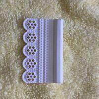 Playmobil Victorian Mansion Dollhouse Dormer Window Curtains Part# 30 05 981
