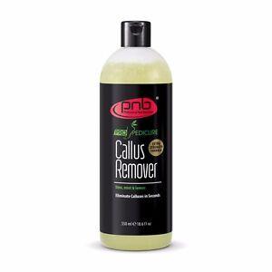 PNB Hornhautentferner Lösung Callus Remover Extra strake Formula 550ml fußpflege