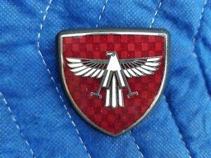 Toyota MR2 AW11 OEM Original Used Front Hood Eagle Emblem Red Badge MK1 '85-89