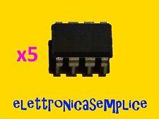 NE555 multivibratore monostabile astabile bistabile 5 pezzi (20SP)