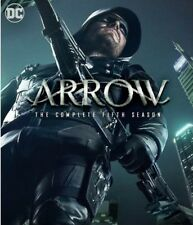 Arrow The Complete Fifth Season DVD Season 5