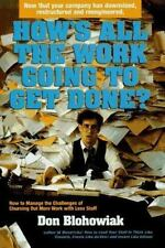 How's All the Work Going to Get Done?: Now That Your Company Has Downsized, Rest