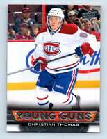 2013-14 Upper Deck Young Guns Christian Thomas RC #460