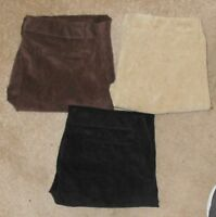 New Directions Corduroy Pants 3 Colors Asst Petite Sizes Pull On Faux Fly NWOT