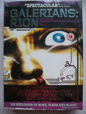 Galerians: Rion (DVD, 2005) Manga NEW SEALED PAL Region 2