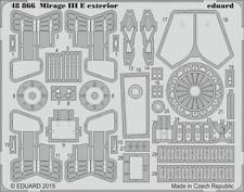 Eduard PE 48866 1/48 Dassault Mirage estelar exterior Kinetic C