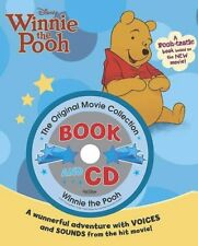Disney Winnie the Pooh the Movie (Disney Book & CD)-