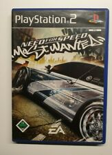 Need For Speed: Most Wanted (Sony PlayStation 2, 2005, DVD-Box)