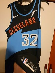Dean Wade 2019-20 Cleveland Cavaliers Authentic Rookie Game Jersey