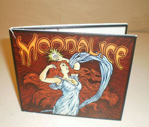 Moonalice*Self-Titled Psychedelic Rock Roots Blues CD/DVD High Resolution Stereo