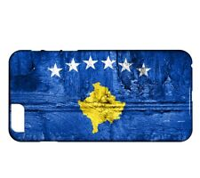 Coque iPhone 8 Drapeau KOSOVO 07