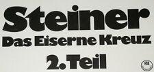 BREAKTHROUGH - CROSS OF IRON part 2 lobby cards 18 original vintage stills 1978