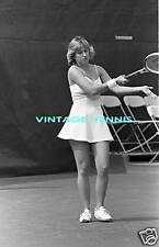 1970'S CHRIS EVERT 8 X 10 TENNIS PHOTO