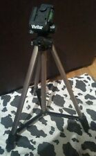 Vivitar VPT-120 Camera Video Tripod Stand With Instructions