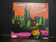 A.J.WILLIAMS Gimme some lovin' 13145