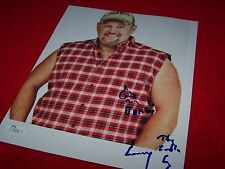 Larry The Cable Guy Redneck Comedian Signed 8x10 Photo Jsa Certified