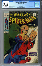 Amazing Spider-man #69 CGC 7.5